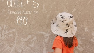 Oliver + S Reversible Bucket Hat
