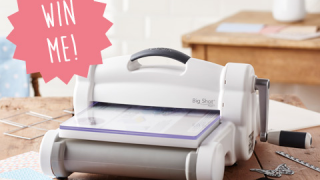 Sizzix: ¿Quieres una Big Shot Plus Starter Kit?