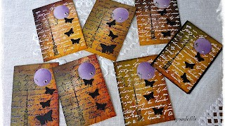 Halloween en Scrap sin Stress