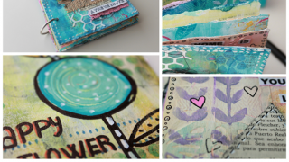 Art journal: una experiencia creativa...