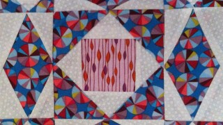 Sampler Quilt - Block II